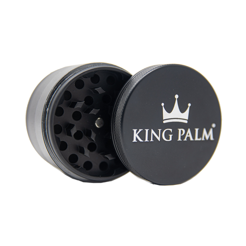 King Palm Wraps Metal Grinder