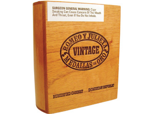 Romeo Y Julieta Vintage #2 Natural 25 Ct. Box 6.00X46