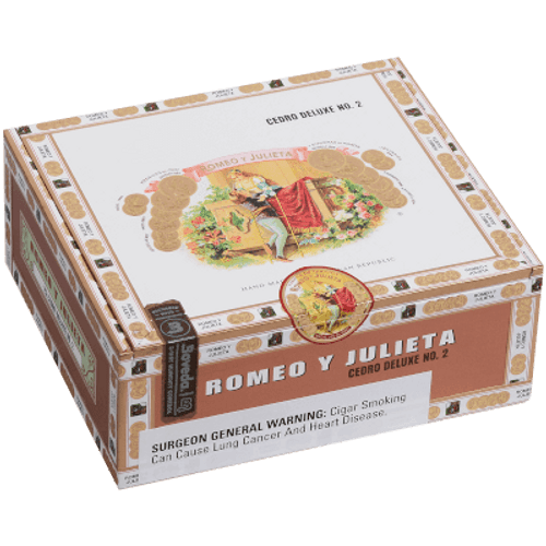 Romeo Y Julieta 1875 Love Story Corona Gorda 25 Ct. Box