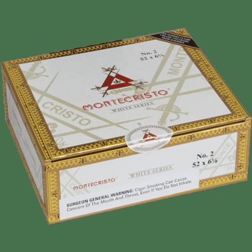 Montecristo White No. 2 Belicoso 27 Ct. Box 6.12X52