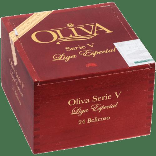 Oliva Serie V Belicoso 24 Ct. Box 5.00X54
