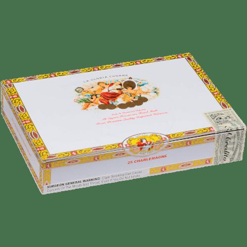 La Gloria Cubana Charlemagne Natural Churchill 25 Ct. Box 7.25X54
