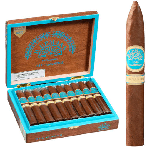 H. Upmann Made By Aj Fernandez Belicoso (box Pressed) 20 Ct. Box