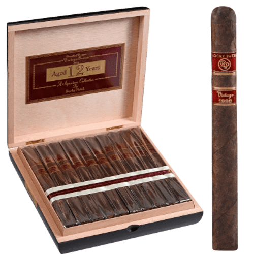 Rocky Patel Vintage 1990 Churchill 20 Ct. Box 7.00X48
