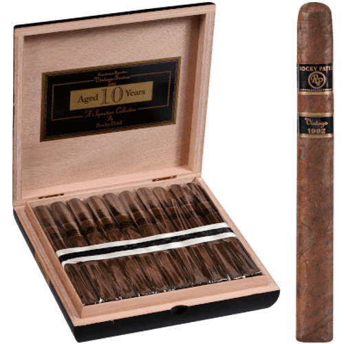 Rocky Patel Vintage 1992 Cigars Churchill 20 Ct. Box 7.00X48