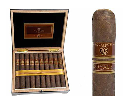 Royale by Rocky Patel Cigars Corona 20 Ct. Box 5.25X42