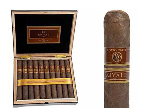 Royale by Rocky Patel Cigars Corona 20 Ct. Box