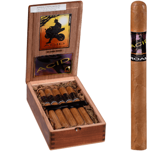 Acid Roam Cigars Churchill 10 Ct. Box 7.00X48