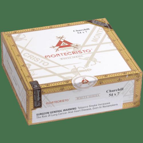 Montecristo  White Cigars Churchill 27 Ct. Box