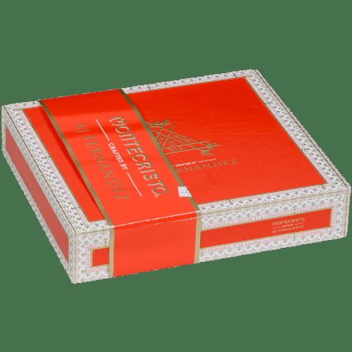 Montecristo Crafted By Aj Fernandez Cigars Churchill 10 Ct. Box 7.00X50