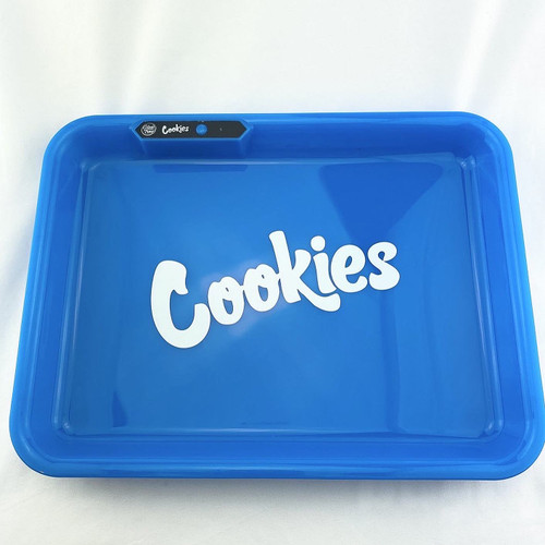 Glowtray by Cookies Rolling Tray LED