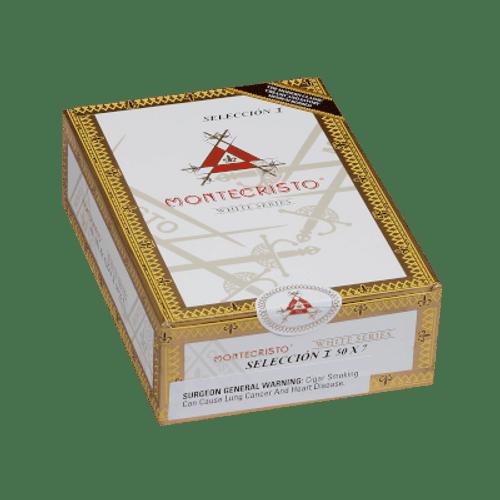 Montecristo White Seleccion I Cigar (Churchill) Tube 10 Ct. 7.00x50