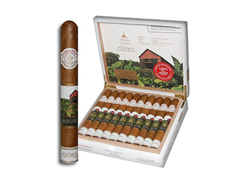 Montecristo White Vintage Connecticut Cigar Double Corona 20 Ct. Box 6.25X50