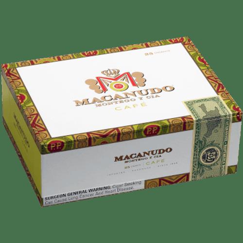 Macanudo Cafe Cigar Gigante 25 Ct. Box 6.00X60