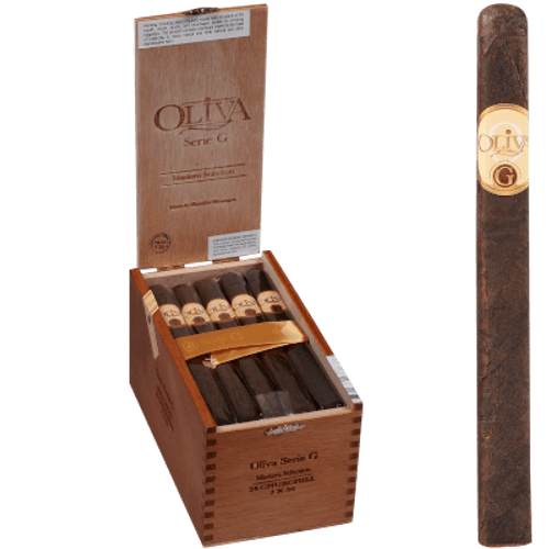 Oliva Serie G Maduro Cigars Churchill 24 Ct. Box 7.00X50