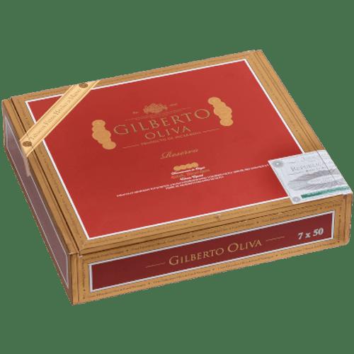Gilberto Oliva Reserva Cigar Churchill 20 Ct. Box 7.00X50
