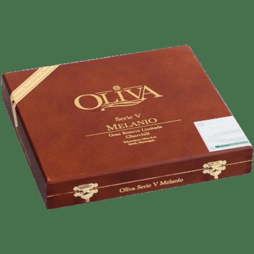 Oliva Serie V Melanio Cigar Churchill 10 Ct. Box 7.00X50