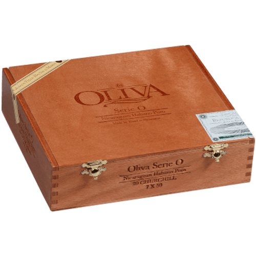 Oliva Serie O Cigars Churchill 20 Ct. Box 7.00X50