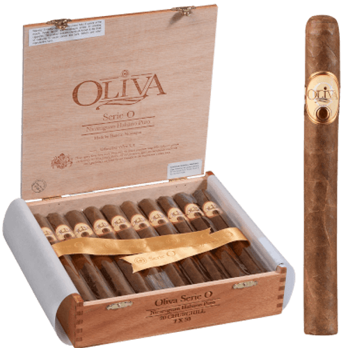 Oliva Serie O Cigars Churchill 20 Ct. Box 7.00X50