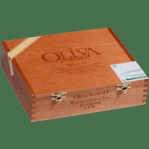 Oliva Serie O Cigars Corona 20 Ct. Box 6.00X46