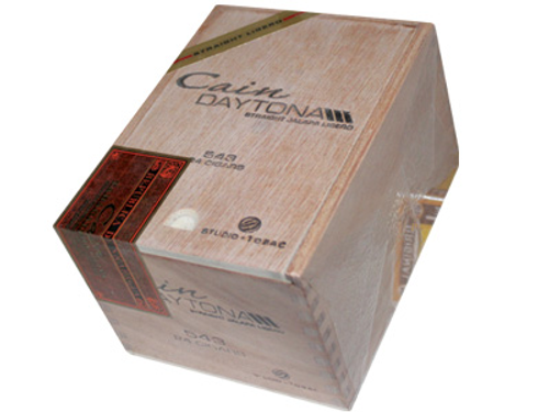 Cain Daytona No.4 Cigar Corona 24 Ct. Box 5.00X43