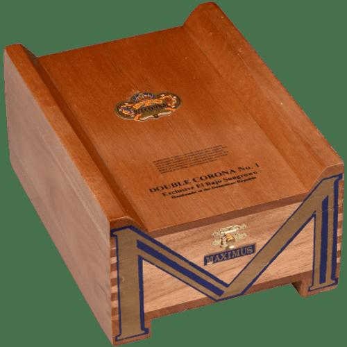 Diamond Crown Maximus Cigars Double Corona #1 20 Ct. Box 8.00X50