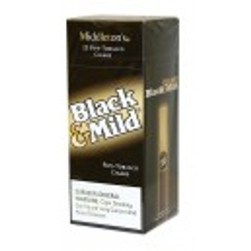 Black & Mild Cigars Original Box