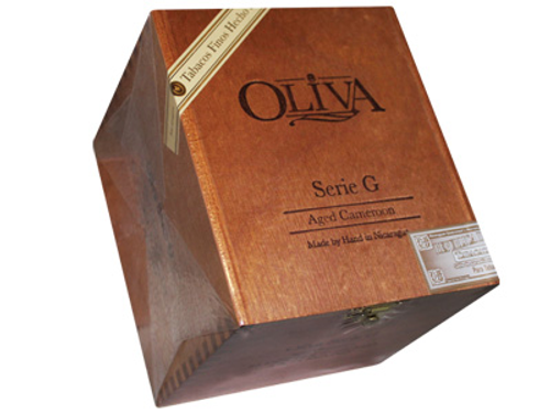 Oliva Serie G Cameroon Cigars Double Robusto 25 Ct. Box 5.00X54