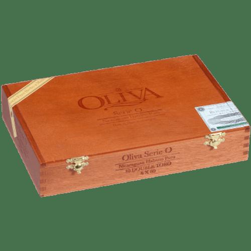 Oliva Serie O Cigars Double Toro 10 Ct. Box 6.00X60