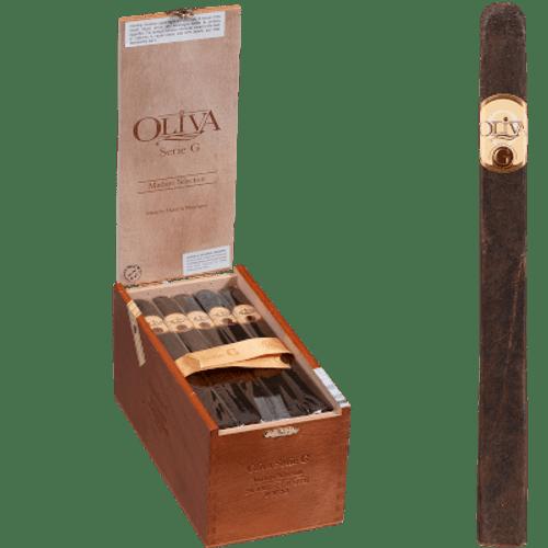 Oliva Serie G Maduro Cigars Presidente 24 Ct. Box 8.00X52