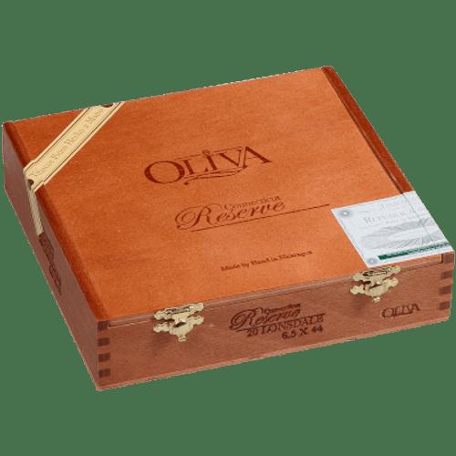 Oliva Connecticut Reserve Cigar Lonsdale 20 Ct. Box 6.25X44