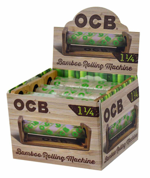 OCB Bamboo Roller | 1 1/4"