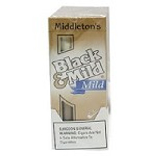 Black & Mild Mild Cigars Pack
