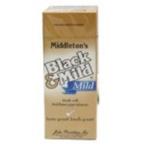 Black & Mild Mild Cigars Box