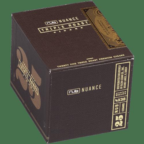 Nub Nuance Triple Roast Cigar 438 Petit Corona 25 Ct. Box