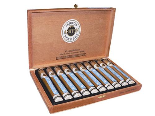 "Ashton Classic Crystal Belicoso ""It's A Boy"" Cigar  10 Ct. Box"