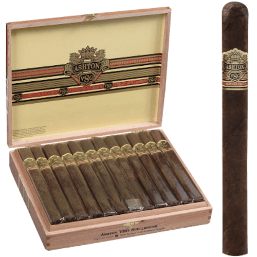 Ashton VSG Spellbound Cigar Churchill 24 Ct. Box