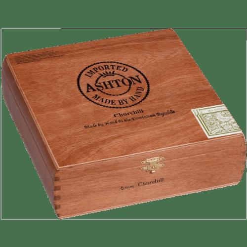 Ashton Classic Cigar Churchill 25 Ct. Box