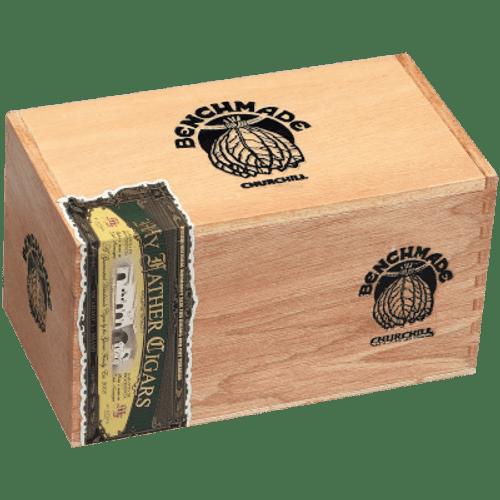 Benchmade Cigars Churchill 25 Ct. Box