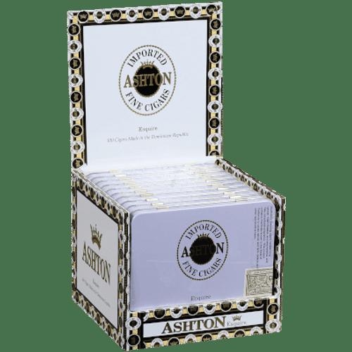 Ashton Classic  Esquire Cigarillo Natural 10/10 Tins