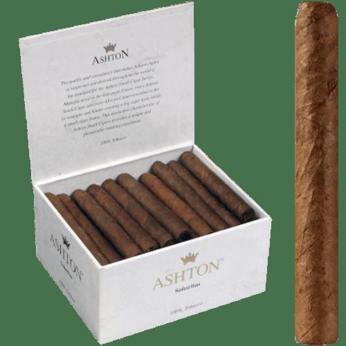 Ashton Senoritas Cigars 50 Ct. Box
