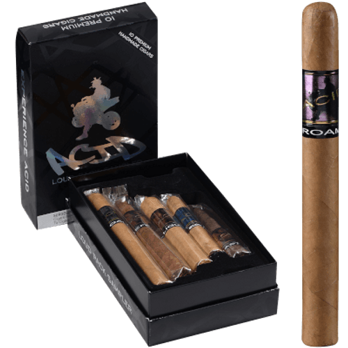 Acid Loud Cigar Sampler 10 Ct. Box