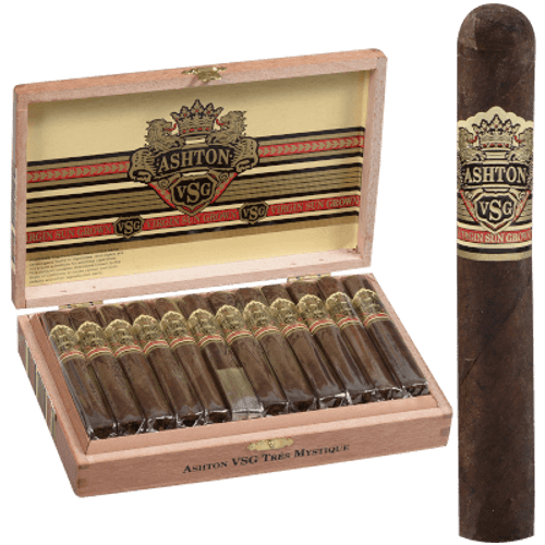 Ashton VSG Tres Mystique Cigar Corona 24Ct.