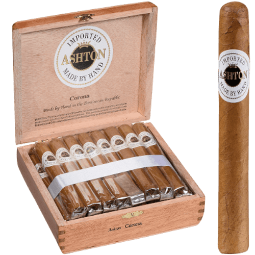 Ashton Classic Cigar Corona 25 Ct. Box