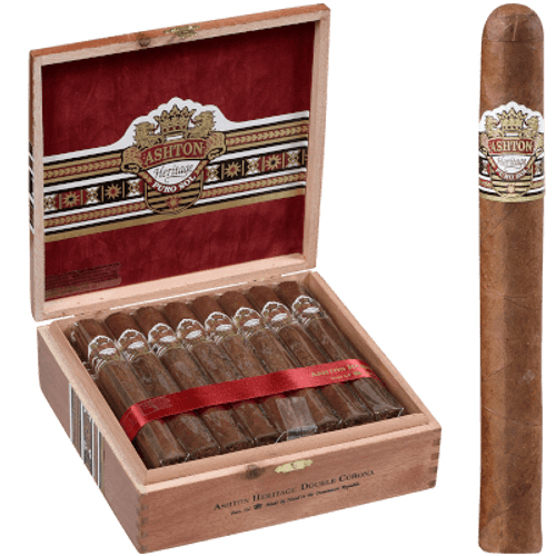Ashton Heritage Puro Sol Cigar Double Corona 25 Ct.