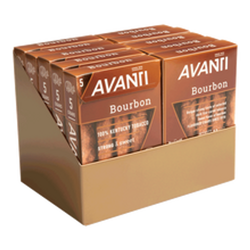 Avanti Bourbon Cigar Parejo 10/5 Packs
