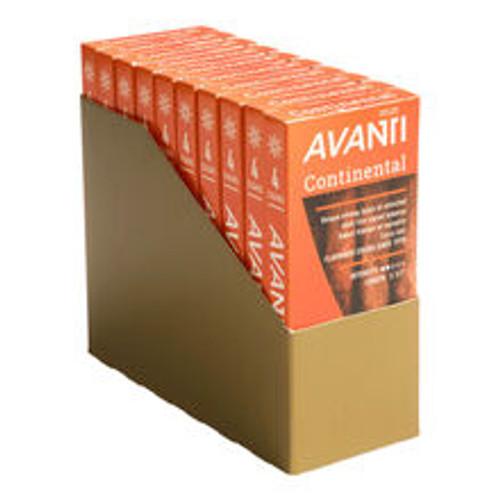 Avanti Continental Cigar 10/5 Packs