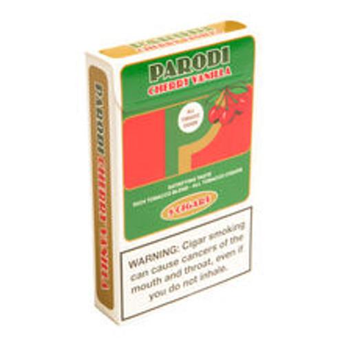 Parodi Cherry Vanilla Cigar 10/5 Packs