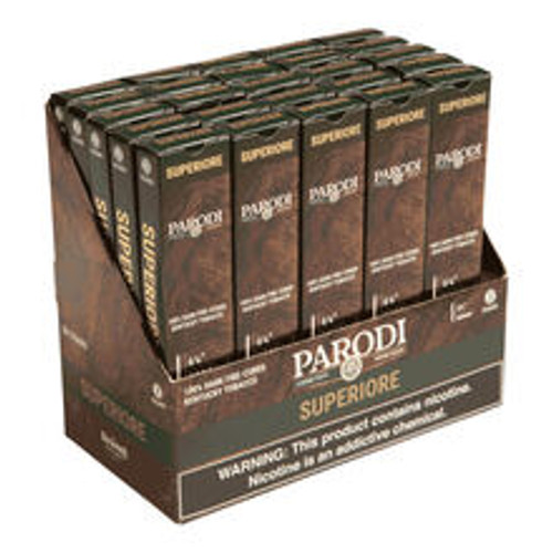 Parodi Superiore Cigar 25/2 Packs