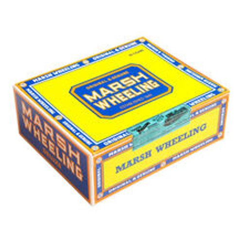 Marsh Wheeling Deluxe Light Cigar 50 Box.
